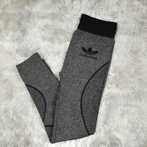 Adidas Seamless High Rise Workout Leggings